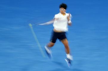 Tennis - Australian Open - Rod Laver Arena, Melbourne, Australia