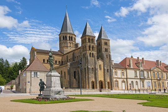 Prioratskirche Sacré-Cœur, Paray-le-Monial, Burgund, Frankreich