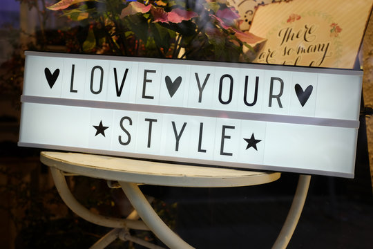 love your style signpost