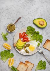 healthy diet breakfast