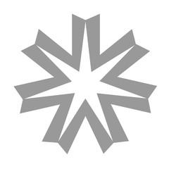 Hokkaido flag vector