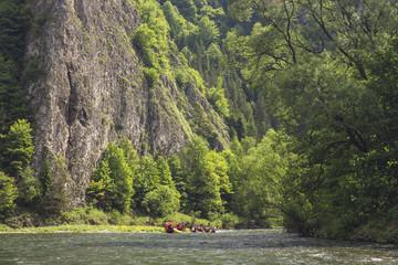 Pieniny Mountains - Poland Carpathians