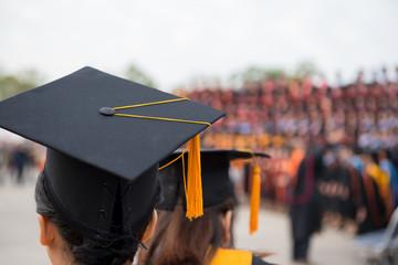 Ceremonies of university graduates