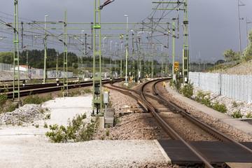 Copenhagen Railway Station