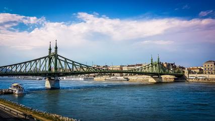Budapest Hungary Skyline