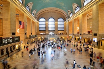 Main Concourse of Grand Central Terminal