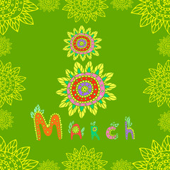 Day 8 of March Women s Day.