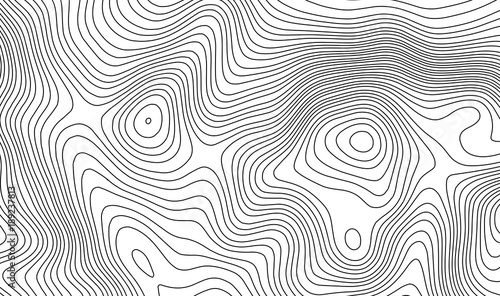 Topographic Map Vector Free.Topographic Map Contour Background Topo Map With Elevation Contour