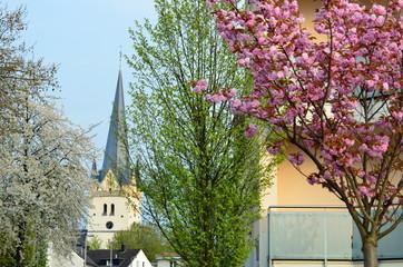 Frühling in Menden