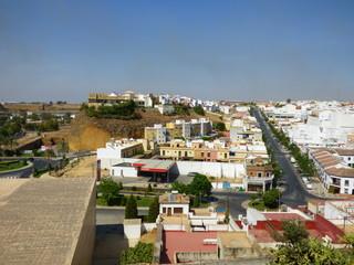 Alcalá de Guadaíra, también conocido como Alcalá de los Panaderos, pueblo  de la provincia de Sevilla, en la comunidad autónoma de Andalucía. (España)