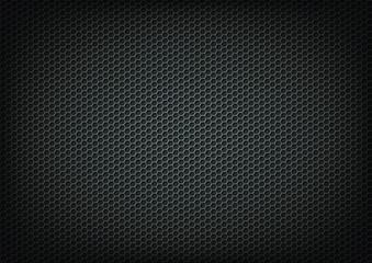 hexagon metalic texture