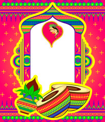 design of Indian marriage invitation cards