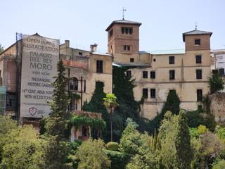 Ronda, ciudad historica de Malaga en Andalucia España