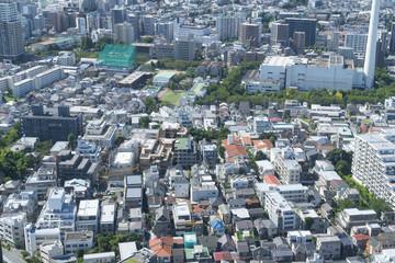 東京街並 目黒区