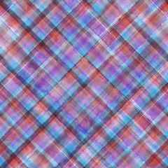 Colorful madras seamless pattern
