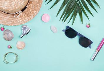 Summer woman's accessories
