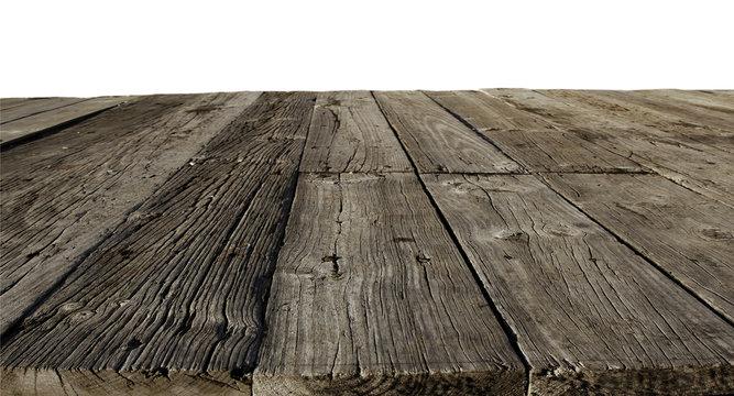 Old floor boards