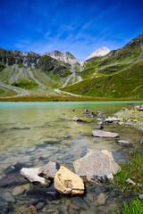lac blanc de Peclet-Polset