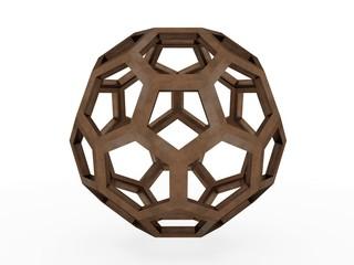 Icofaedron, Leonardo da Vinci