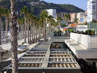 Málaga, ciudad de Andalucía en España perteneciente a la Costa del Sol, zona turistica por excelencia