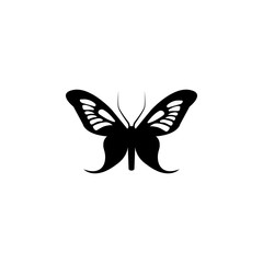 butterfly icon. Elements of world of insects icon for concept and web apps. Illustration  icon for website design and development, app development. Premium icon