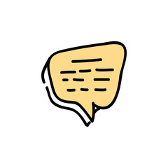 Talk Note Logo Icon