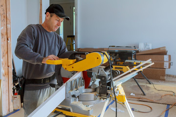 repair, building, construction, work, saw, circular saw, boards, sticks,