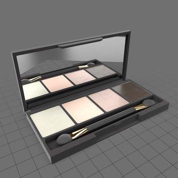 Eyeshadow compact