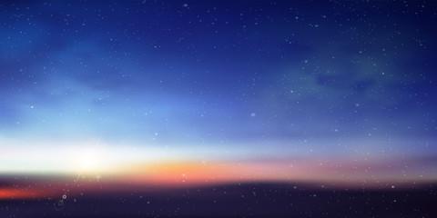 空 惑星 宇宙 背景