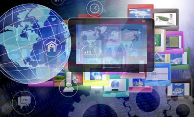 virtual internet connect technology