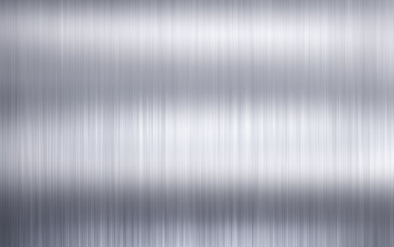 metallic stainless steal background