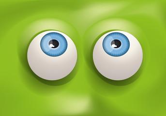 yeux - regard - expression - œil - regarder - humour - vers le haut - visage - expressif
