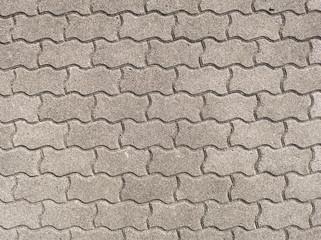 背景素材「敷石」