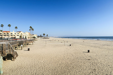 Venice Beach Sunset, California