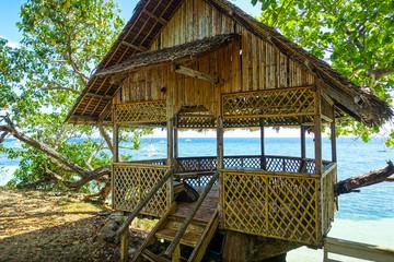 Alona Beach Hut, Panglao - Bohol, Philippines