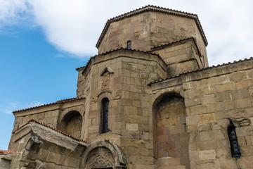 Jvari Monastery, Mtskheta, Georgia, Eastern Europe - built in the 6th century.