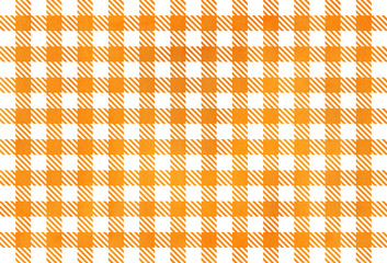Watercolor checked pattern.