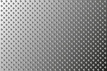 Grey gradient background. Metal texture. Vector illustration EPS8