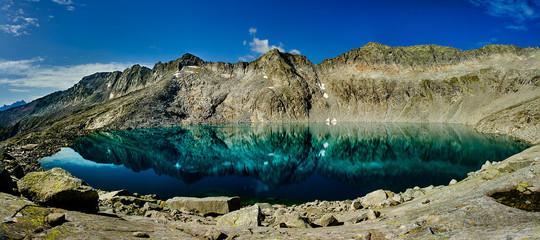 Eissee im Zillertal