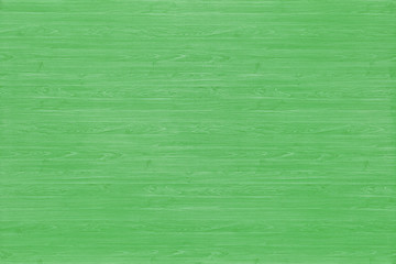 Green colored wood. Green wood texture background.