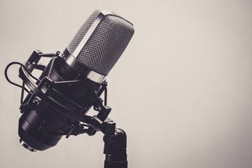 Mikrofon Studio, Ton, Aufnahme, Musik, Gesang