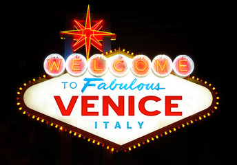 Welcome to Fabulous Venice (Italy)