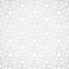 Football soccer pattern football vector illustration background