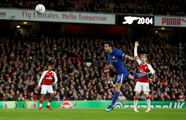 Carabao Cup Semi Final Second Leg - Arsenal vs Chelsea