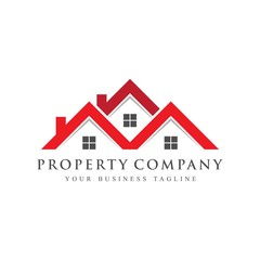 Real Estate Property Company Logo