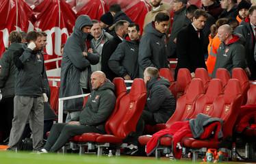 Carabao Cup Semi Final Second Leg - Arsenal vs Chelsea
