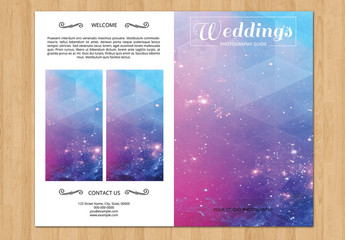 Photography Brochure Layout 4