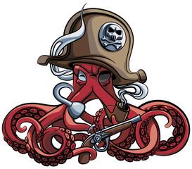 Octopus the Сorsair