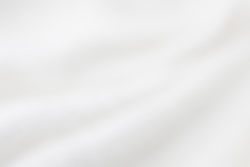 abstract blurred white soft fabric texture background