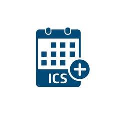 Kalender ICS Icon - Termie in Kalender importieren